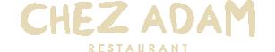 Chez Adam Logo